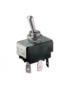 Deviatore unipolare 1 scambio 10A - 250V / 15A - 125V