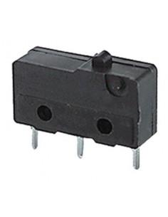 Microdeviatore 3A-125V fine corsa senza leva per circuiti stampati