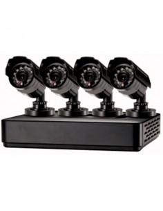Kit 4 telecamere 700TVL con DVR 4 canali CONCEPTRONIC