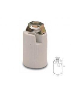 Portalampada in ceramica E14