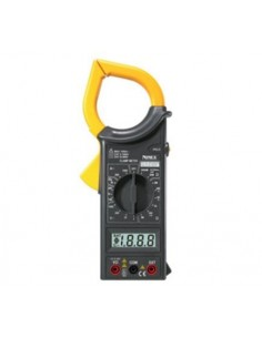 Pinza amperometrica con display 3 1/2 DIGIT CAT III 600V